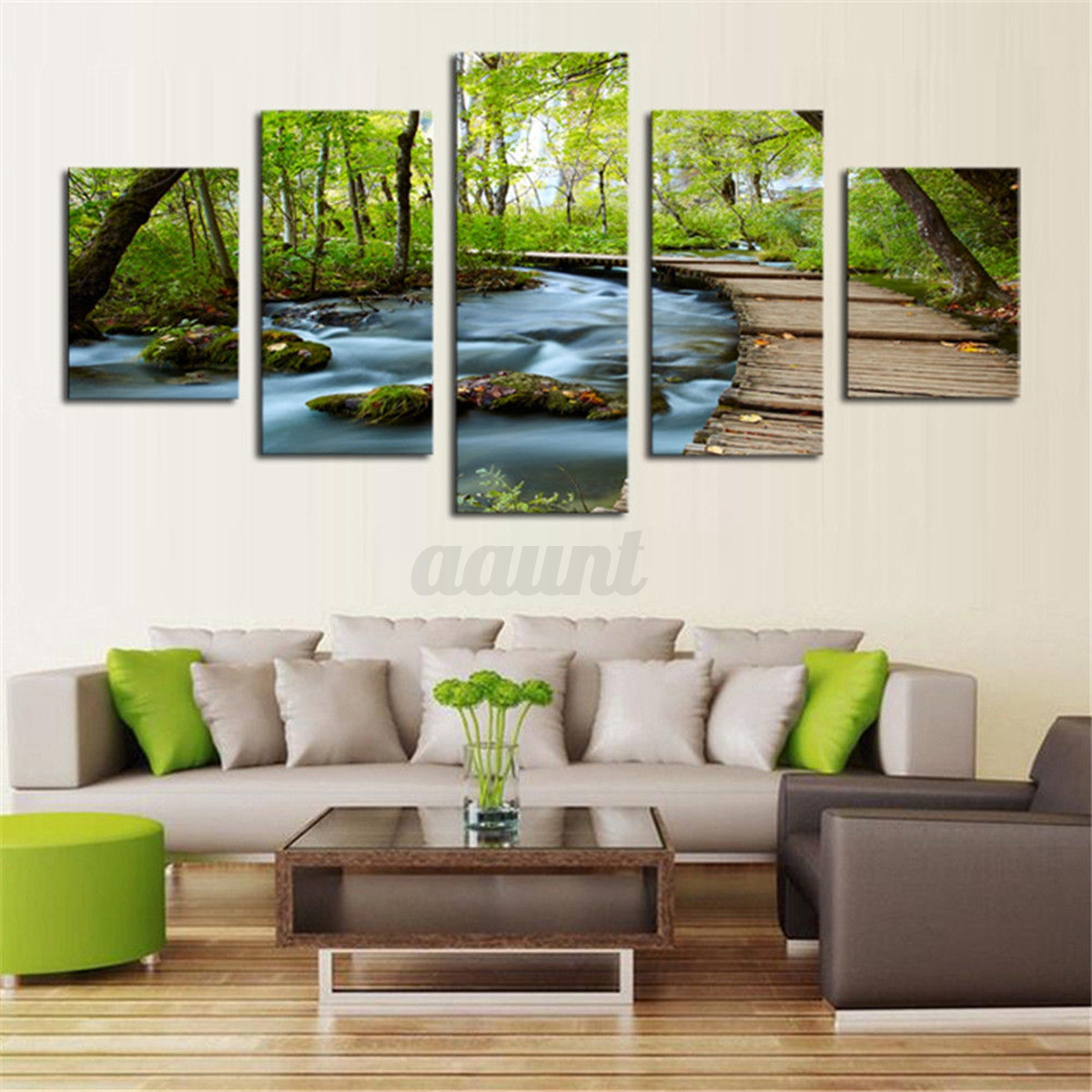 Living Room Canvas Print Wall Art Oil Painting Picture
