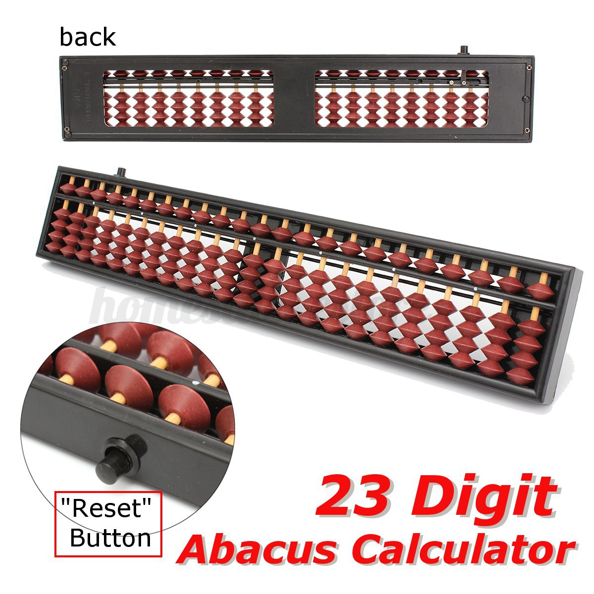23 Digit Rods Chinese Japanese Calculator Counting