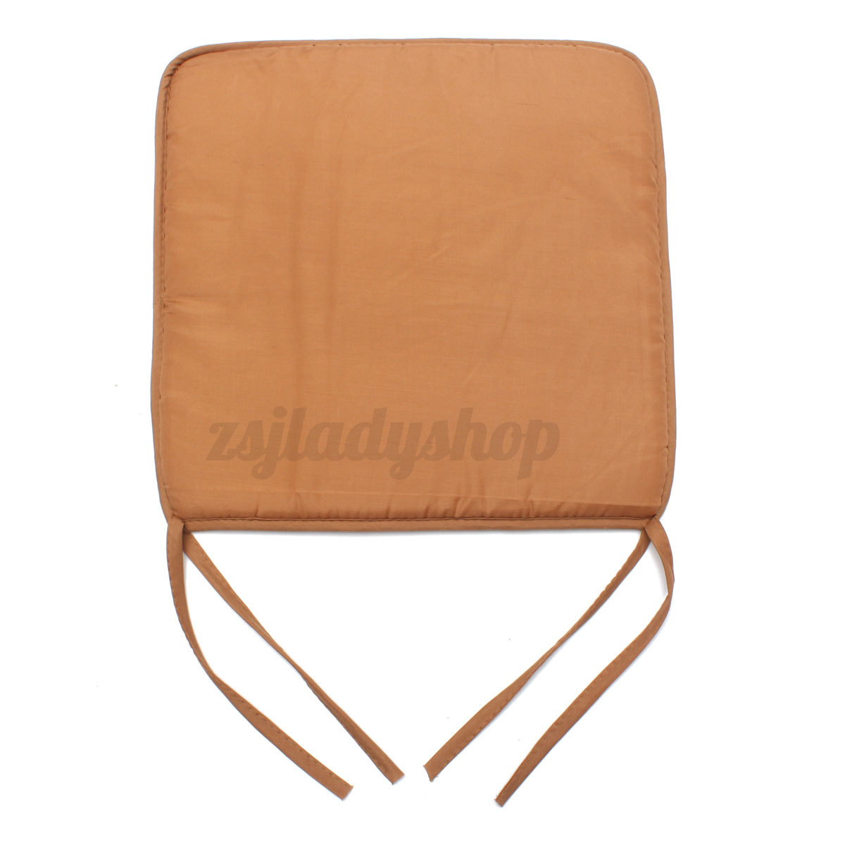 patio chair pads baby high walmart soft cushion seat removable cover dining home
