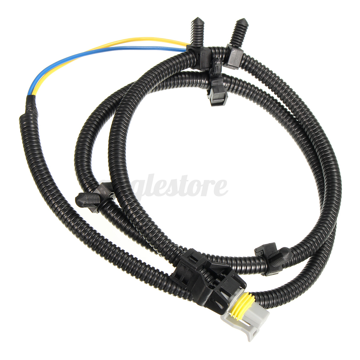 2003 buick rendezvous abs wiring diagram diagramming indirect objects 2x wheel speed sensor wire harness plug pigtail for