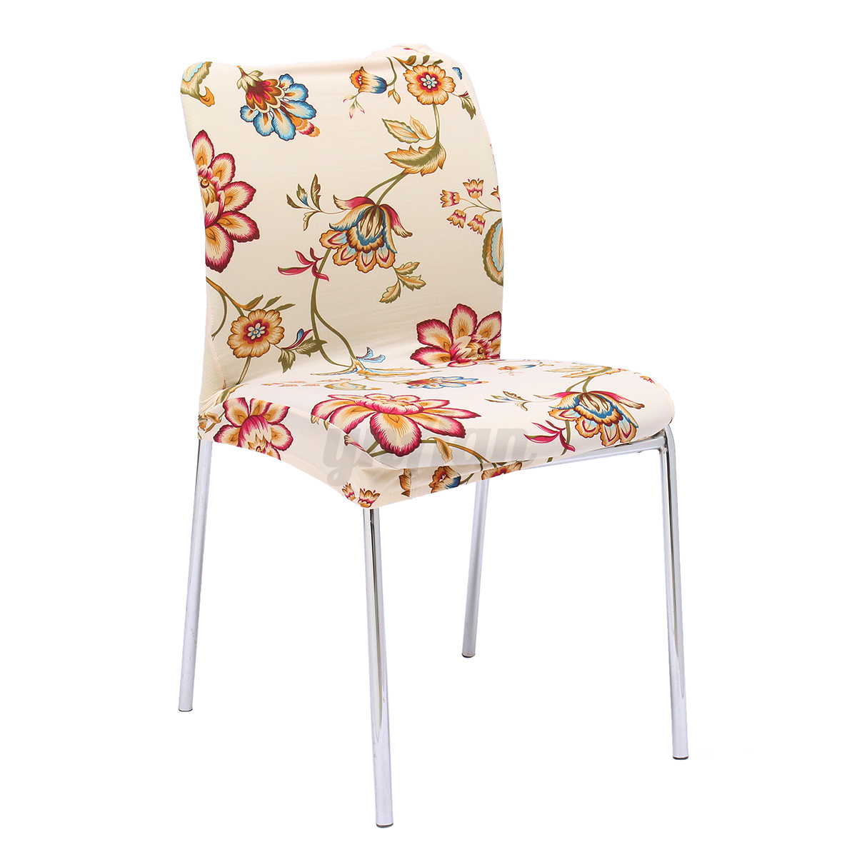 elastic kitchen chair covers corner sofa and swivel stretch soft stool seat cover removable dining hotel