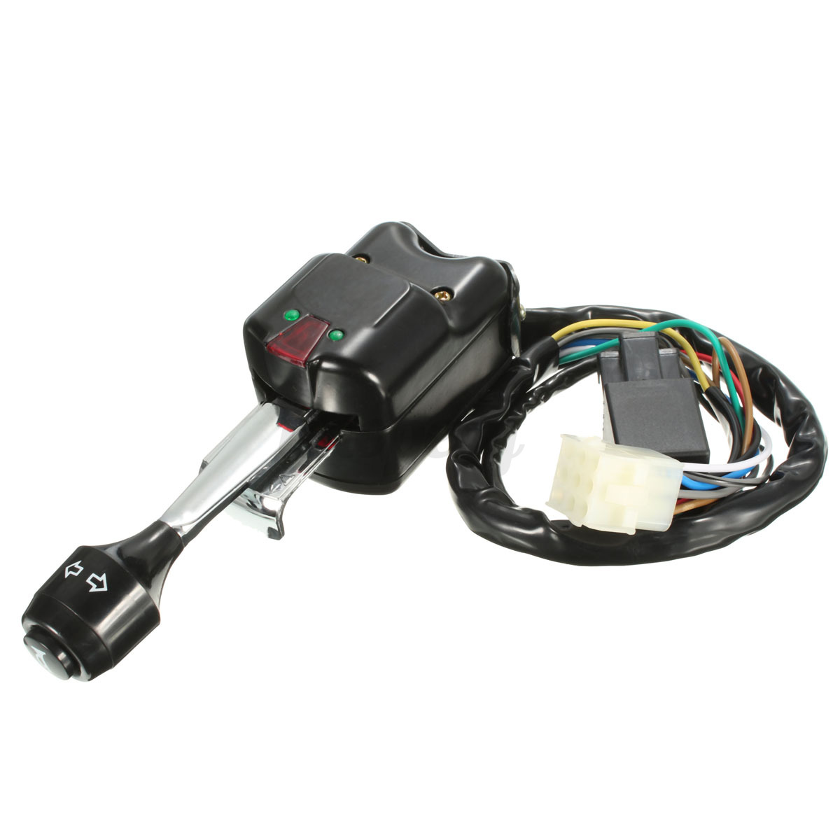 club car precedent horn wiring diagram water well pump turn signal plug switch w button kit set for