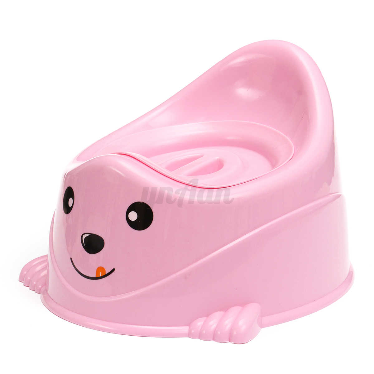 toddler chair plastic ghost stool baby kids children toilet seat potty
