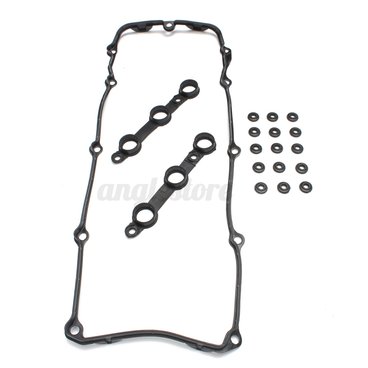 VALVE COVER GASKET SET FOR BMW E46 E39 E83 E85 E53 320I
