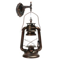 Vintage Industrial Retro Iron Wall Lamp Sconce Chandelier