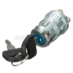 Universal Ignition Powered Subwoofer Wiring Diagram Car Boat Motorcycle Key Switch Barrel W