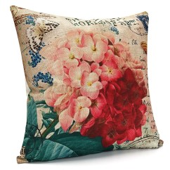 Tropical Sofa Throw Cover Online Kaufen Auf Rechnung Floral Plant Leaf Cushion Covers Pillow