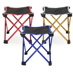Folding Picnic Chairs B Q Grey Chair And Ottoman Camping Portable Outdoor Steel Camp Fishing