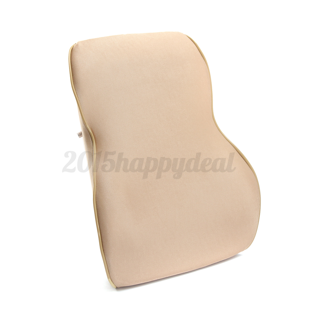 posture support seat cushion accent chairs with arms under 100 car back lumbar memory foam