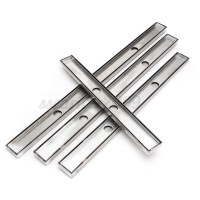60cm -100cm Invisible Tile Insert Shower Grate Drain Waste ...