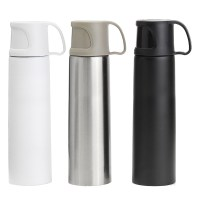 Portable Stainless Steel Vacuum Thermos Water Bottle Mug ...