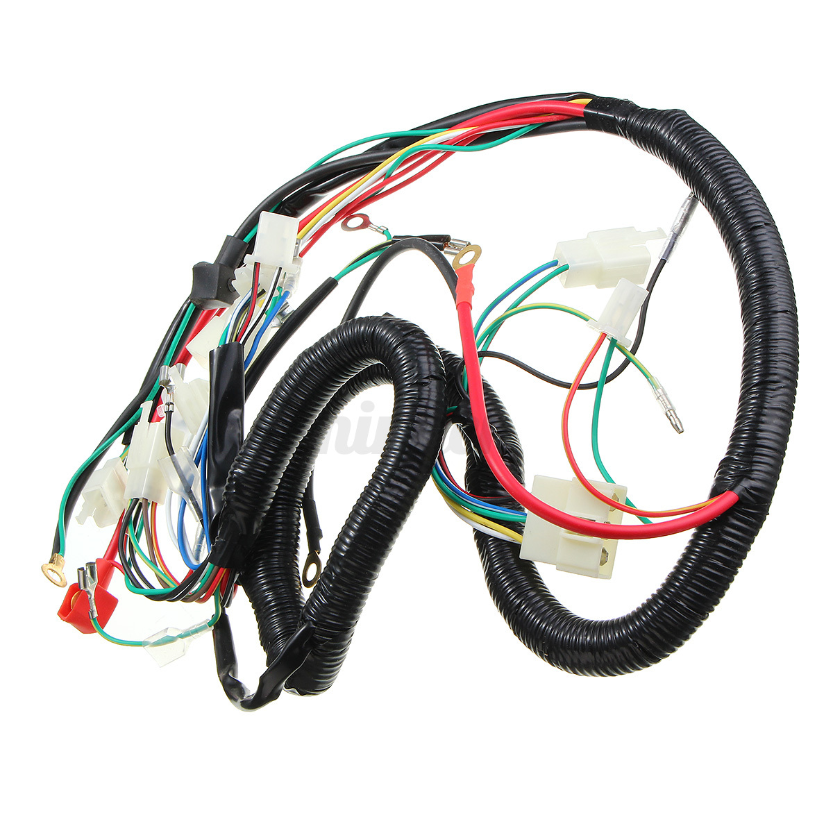 hight resolution of wiring harness quad electric cdi coil wire for zongshen zongshen 250cc wire harness zongshen 250cc manual