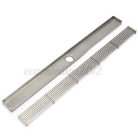 800mm Stainless Steel Heelguard Linear Shower Grate ...