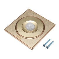 Recessed Infrared PIR Motion Sensor Light Switch Wall ...