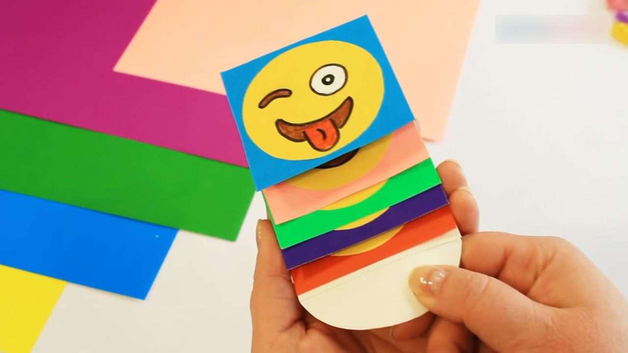 爆炸盒子教程簡單7種立體卡片機關制作_巧手客網