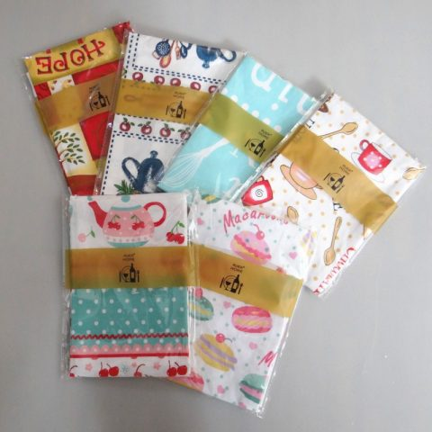 Custom Printed Tea towel. Custom Tea Towel printing - qihaitextile