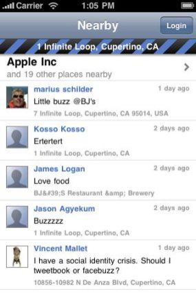 Buzzie iPhone3