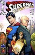 Rumor: El reboot de Superman se basaría en la novela gráfica: Secret Origin