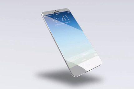 Concepto iPhone 6 por Arthur Reiss
