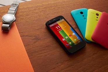 Moto G Cinema aparece brevemente en la página de Motorola