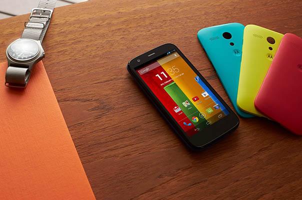 Motorola seguirá ofreciendo stock Android y actualizaciones a sus dispositivos