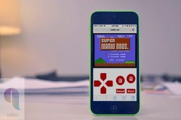 WebNES — Emulador NES para iPhone y iPad