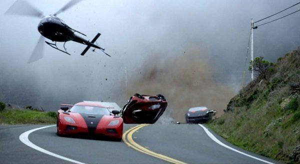 Crítica Need for Speed película