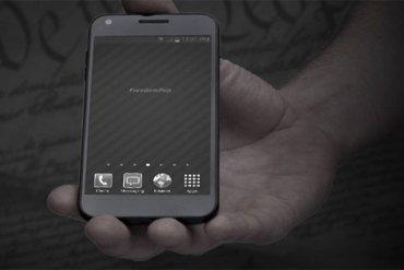 FreedomPop Snowden Phone