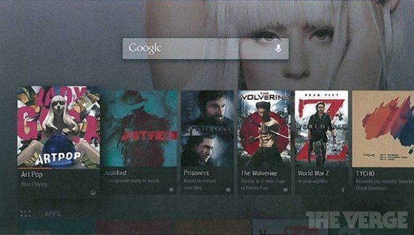 Así será Android TV