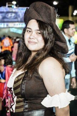 Cosplays Puerto Rico Comic Con 2014