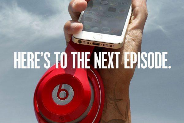 Apple confirma la compra de Beats Electonics