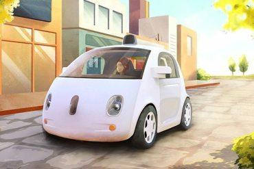 Auto de Google (Prototipo)