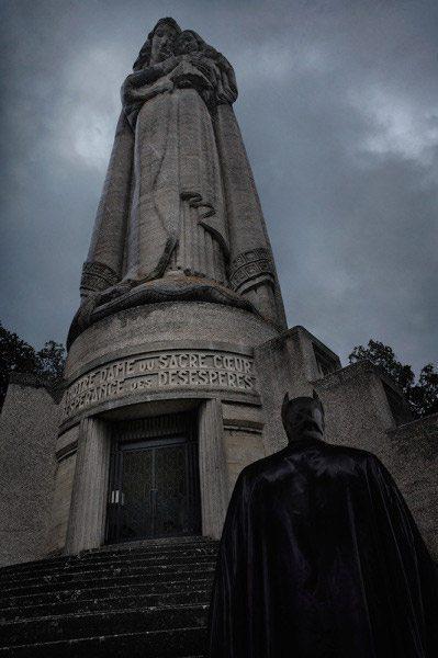 Benoit Lapray - Batman