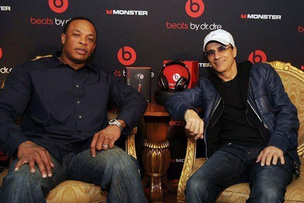 Dr. Dre y Jimmy Iovine