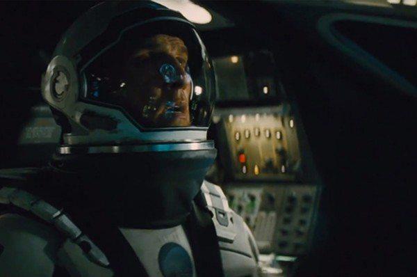 Primer trailer de Interstellar de Christopher Nolan