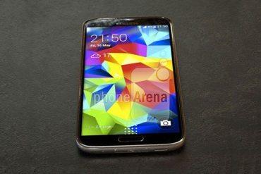 Samsung Galaxy S5 Prime (foto1)