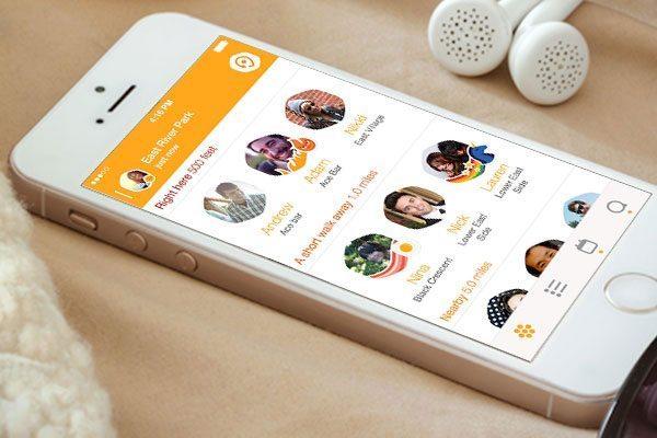 Foursquare presenta Swarm