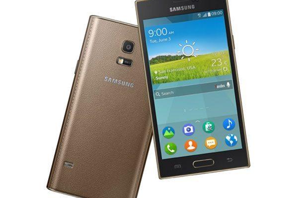 Samsung Z con Tizen