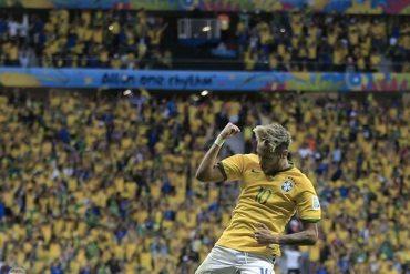 Brasil 2014 - Neymar