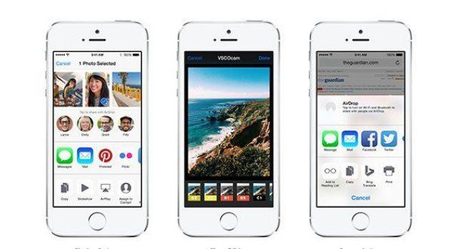 iOS 8 - SDK
