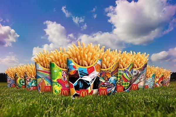 McDonald's GOL! app para Android y iOS