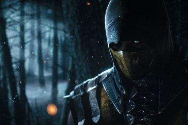 Scorpion - Mortal Kombat Xa