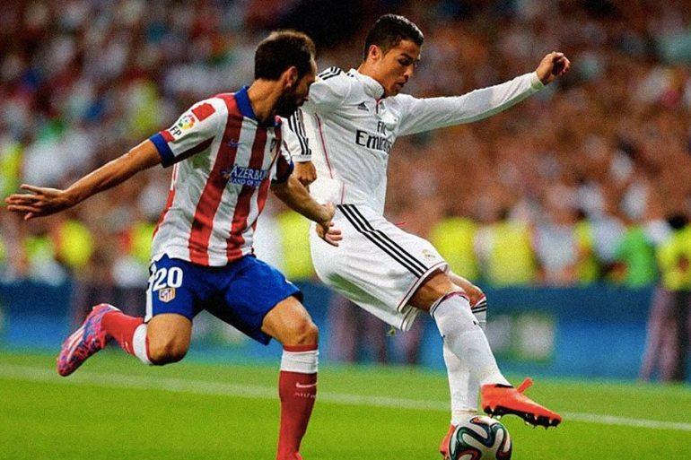 Supercopa de España 2014 - Real Madrid Atletico