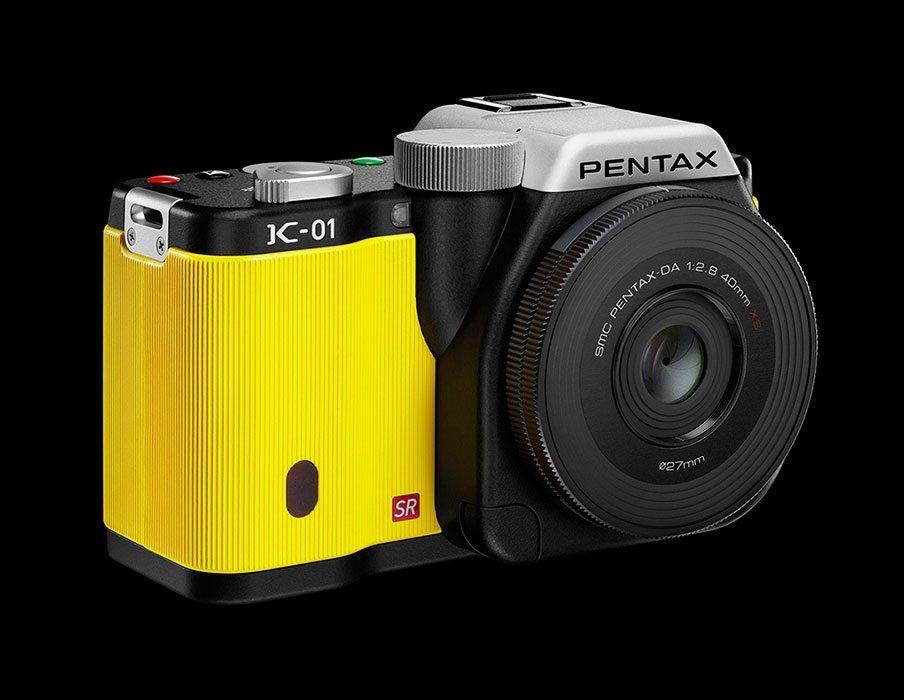 PENTAX K-01 (2012)