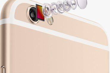 Cámara iPhone 6 Plus