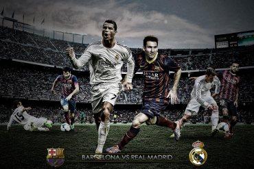 FC Barcelona - Real Madrid El Clásico