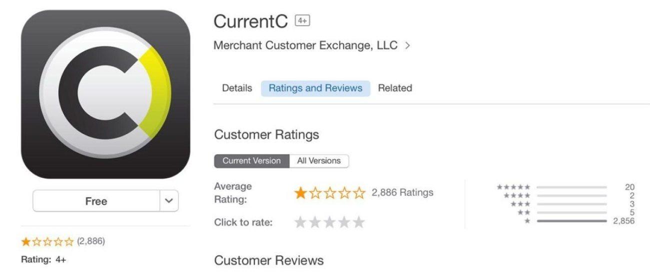 CurrentC para iPhone