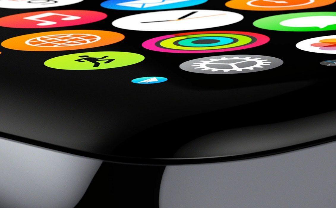 Aeternum - Interfaz del Apple Watch en el iPhone