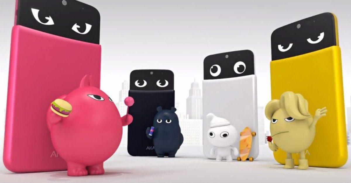 LG AKA - Eggy, Wooky, Soul y YoYo