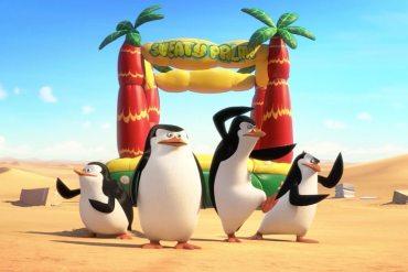 Crítica Penguins of Madagascar